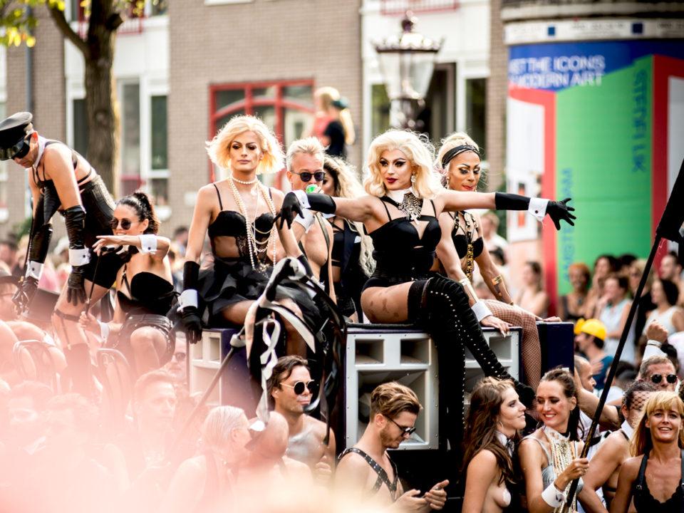 canal parade holland