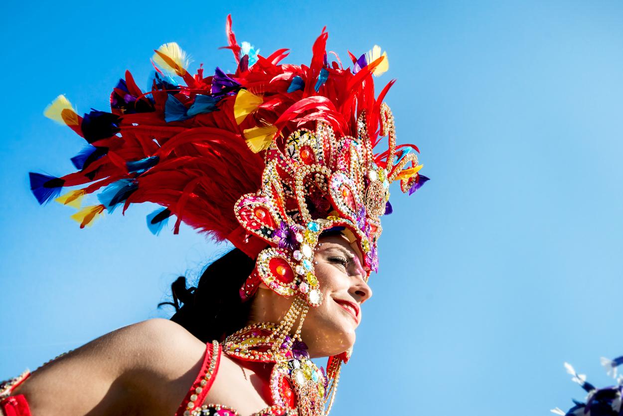 Brasil en Carnaval de MAdrid