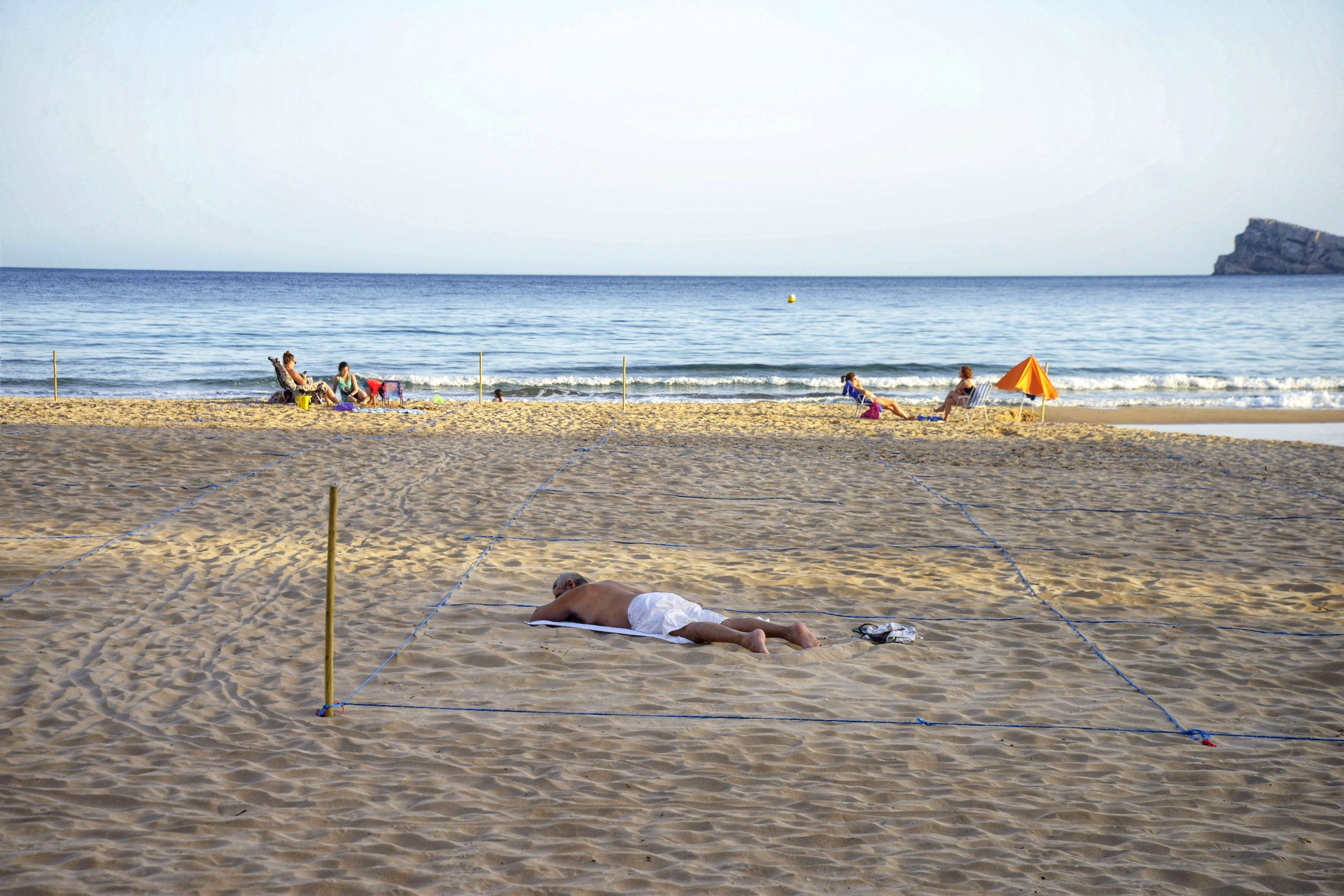 playa España covid