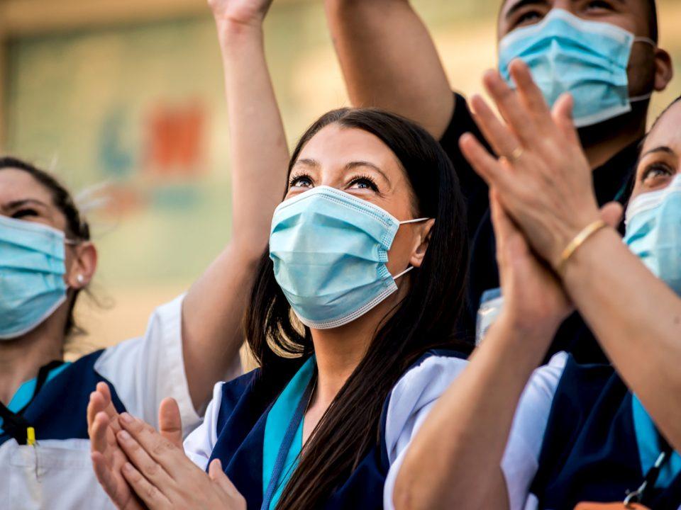 Sanitarios Fundación Jimenez Díaz